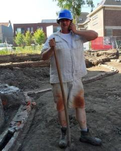 Robby Vervoort - freelance archeoloog